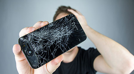 I Phone I Paid Or Tablet Screen Broken Or Water Damage Repair Solution Dandenong